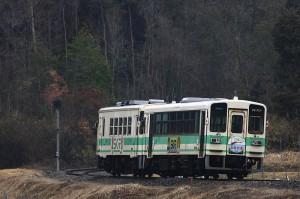 信楽高原鐵道盆梅号